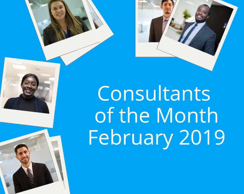 Consultant of the Month – February 2019 | Blog | FDM Group
