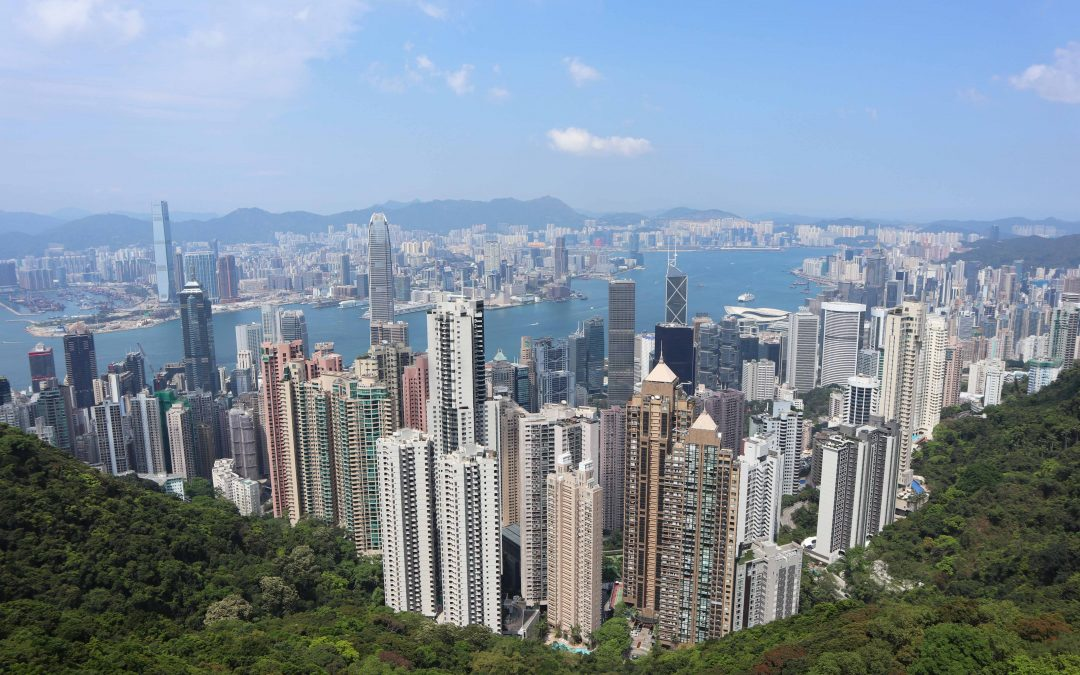 the reason of hong kong an No real choice in the matter the prc could have taken hong kong by force at any time since 1949 the only reason that didn't was that hong kong was the golden goose.