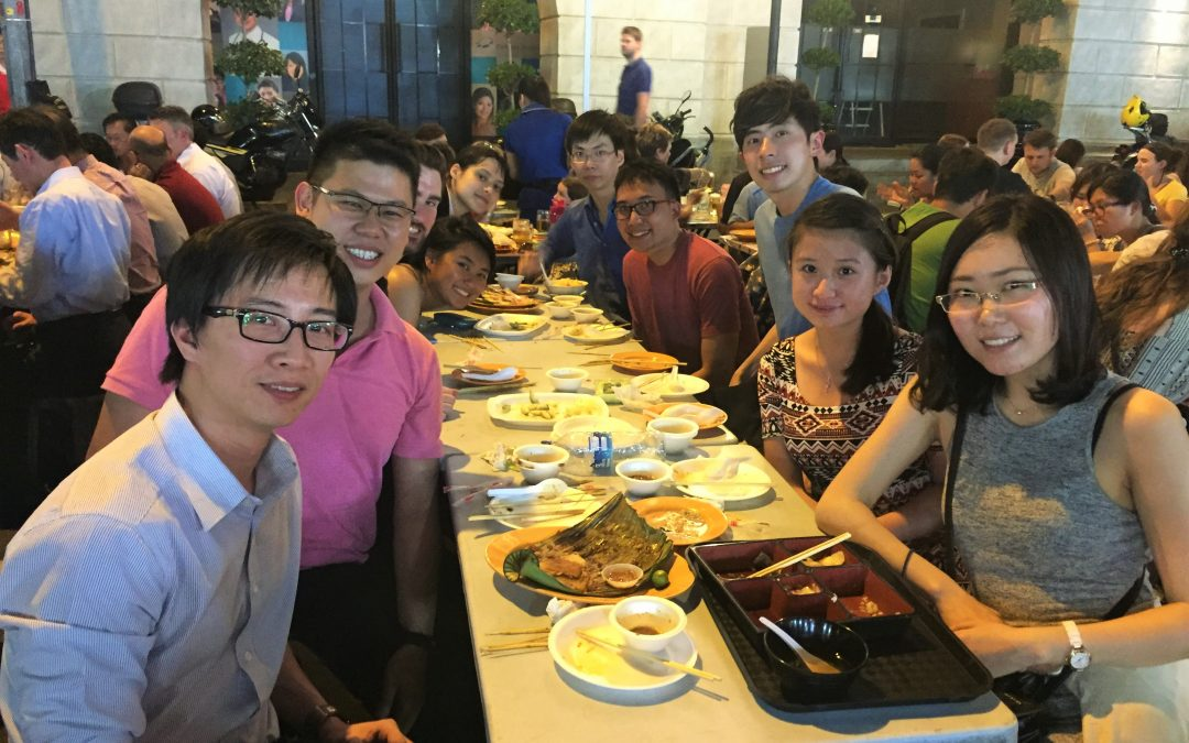 Training in Singapore with FDM Group's Graduate Programme