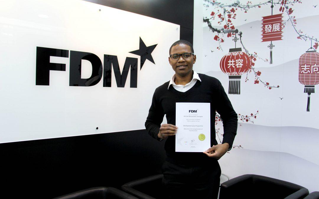 I am Michael, I am FDM